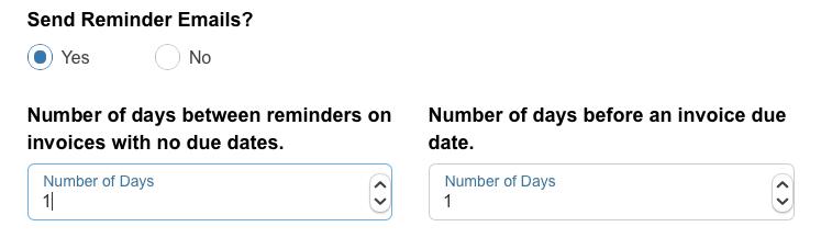 Invoices USAePay Help - Quickbooks invoice reminders
