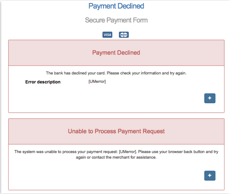 Overview  Payment Form Template
